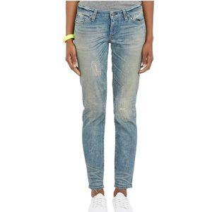 SIMON MILLER   highland slim boyfriend jeans 24